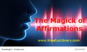 Magick of Affirmations